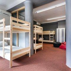 United Backpackers Hostel Кровать в общем номере фото 2