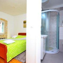 Отель Villa Capo Номер Делюкс с различными типами кроватей фото 2