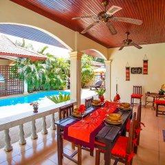 Отель Coconut Paradise Villas интерьер отеля фото 2