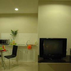 Апартаменты Bangkok Living Apartment 3* Студия фото 3