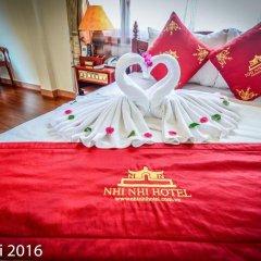 Отель Nhi Nhi 3* Люкс фото 10