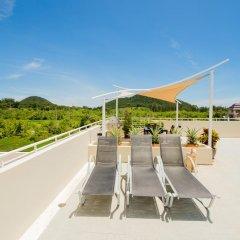 Отель Oriental Beach Pearl Resort 3* Люкс с различными типами кроватей фото 20