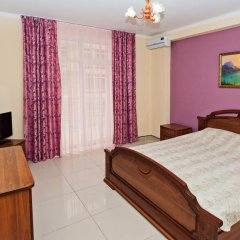 Гостиница Пансионат Undersun ДельКон комната для гостей фото 3