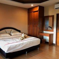 Отель Benwadee Resort 2* Коттедж с различными типами кроватей фото 5