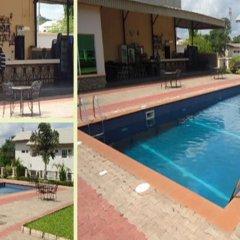 Отель Neo Courts Нигерия, Энугу - отзывы, цены и фото номеров - забронировать отель Neo Courts онлайн бассейн