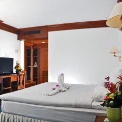 Отель Best Western Phuket Ocean Resort 4* Улучшенный номер двуспальная кровать фото 5