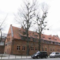 Отель Hostel Universus i Apartament Польша, Гданьск - отзывы, цены и фото номеров - забронировать отель Hostel Universus i Apartament онлайн парковка