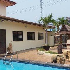 Отель Baan ViewBor Pool Villa 3* Вилла с различными типами кроватей фото 23