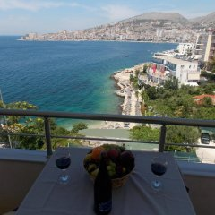 Отель Edola Албания, Саранда - отзывы, цены и фото номеров - забронировать отель Edola онлайн балкон