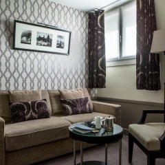 Hotel Aiglon 4* Люкс с различными типами кроватей фото 3