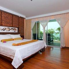 Отель The Bliss South Beach Patong 3* Улучшенный номер двуспальная кровать фото 4