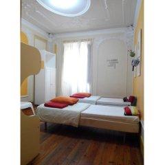 Refuge in Santa Marta Hostel Стандартный семейный номер с двуспальной кроватью (общая ванная комната) фото 5