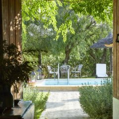 Отель Hacienda de San Rafael бассейн фото 3