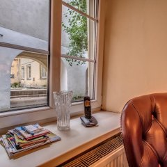 Отель Retro Apartment Литва, Вильнюс - отзывы, цены и фото номеров - забронировать отель Retro Apartment онлайн комната для гостей фото 2