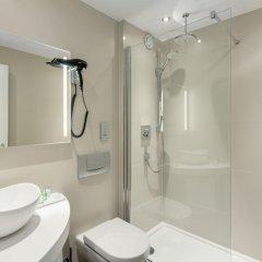 Отель NH Utrecht 4* Улучшенный номер с различными типами кроватей фото 2