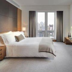 Отель The Langham, New York, Fifth Avenue Люкс с двуспальной кроватью фото 4