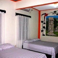Hotel & Hostal Yaxkin Copan 2* Стандартный номер с 2 отдельными кроватями фото 3
