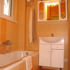 Апартаменты Museum View Apartment Будапешт ванная
