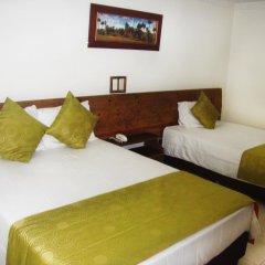 Hotel Del Llano 3* Стандартный номер с 2 отдельными кроватями фото 5