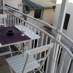 Отель The Art Quarter балкон