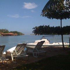 Отель Ganga Garden Бентота пляж