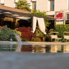 Hotel Posta 77 Сан-Джорджо-ин-Боско бассейн фото 3