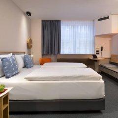 Fleming's Express Hotel Frankfurt (Formerly Intercity Hotel Frankfurt) 3* Представительский номер с различными типами кроватей фото 6