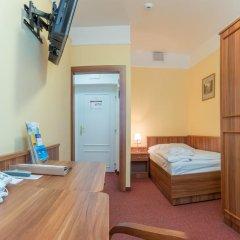 Spa Hotel Vltava 3* Номер Комфорт с различными типами кроватей фото 3