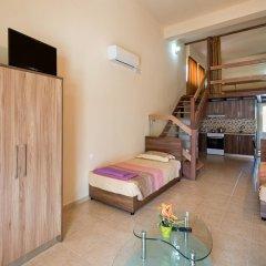 Отель Alia Studios Люкс с различными типами кроватей фото 10