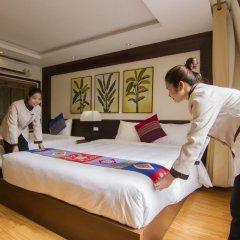 Freesia Hotel 4* Улучшенный номер с различными типами кроватей фото 2