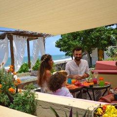 Отель Katamah Beachfront Resort Ямайка, Треже-Бич - отзывы, цены и фото номеров - забронировать отель Katamah Beachfront Resort онлайн питание фото 2