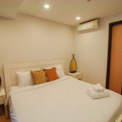 Отель Rocco Huahin Condominium Апартаменты с 2 отдельными кроватями фото 27