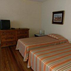 Отель Anys Hostal Мехико удобства в номере