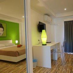 Отель Lotus-Bar 2* Стандартный номер с различными типами кроватей фото 11