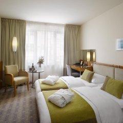 K+K Hotel Central Prague 4* Представительский номер с разными типами кроватей фото 2