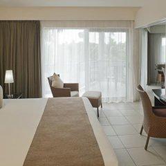 Отель Radisson Blu Resort Fiji Denarau Island 5* Стандартный номер с различными типами кроватей фото 2