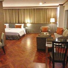 Alt Hotel Nana by UHG 4* Номер Эконом разные типы кроватей фото 3