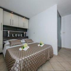 Отель Villa Spaladium 4* Улучшенные апартаменты с различными типами кроватей фото 8