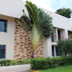 Отель Grand City Hotel Cancun Мексика, Канкун - отзывы, цены и фото номеров - забронировать отель Grand City Hotel Cancun онлайн вид на фасад фото 3