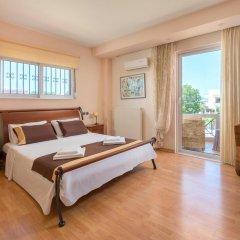 Отель Villa Rea Греция, Петалудес - отзывы, цены и фото номеров - забронировать отель Villa Rea онлайн комната для гостей фото 5