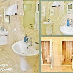 Отель Red Fox Guesthouse Номер Эконом с различными типами кроватей