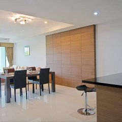 Отель Bangtao Tropical Residence Resort & Spa 4* Студия Делюкс разные типы кроватей фото 6