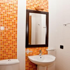Отель Meridian Tirana Hotel Албания, Тирана - отзывы, цены и фото номеров - забронировать отель Meridian Tirana Hotel онлайн ванная