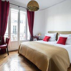 Отель Vestay Champs-Élysées Франция, Париж - отзывы, цены и фото номеров - забронировать отель Vestay Champs-Élysées онлайн комната для гостей фото 3