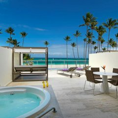 Отель The Reserve at Paradisus Palma Real - Все включено 5* Люкс с различными типами кроватей фото 17