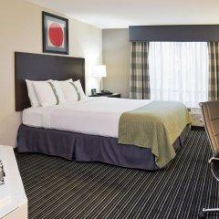 Отель Holiday Inn Columbus-Hilliard 3* Стандартный номер с различными типами кроватей фото 2