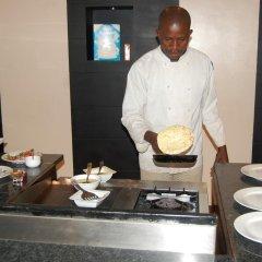 Owu Crown Hotel 4* Стандартный номер с различными типами кроватей фото 6