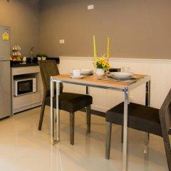 Отель Waterford Condominium Sukhumvit 50 4* Улучшенный номер фото 5