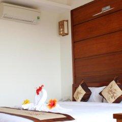 Kiman Hotel 3* Номер Делюкс с двуспальной кроватью фото 6