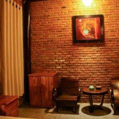 Отель The Grass Vy Homestay Хойан интерьер отеля